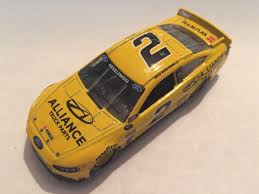 Brad Keselowski #2 Toy Car, Die Cast, And Hot Wheels - Alliance ...