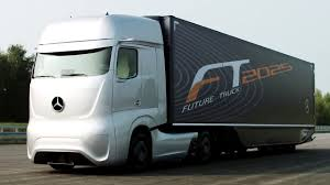 Mercedes-Benz Future Truck 2025 | Mercedes-Benz