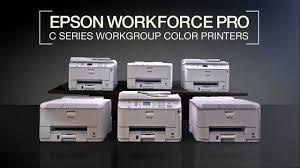 EpsonR WorkForceR Pro C Series WP 4090 Color Printer