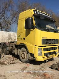 100 Trucks For Cheap Price 420 Fm12 Tractor 6x4 Used Volvo Fh12