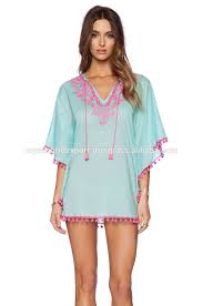 royal taj embellished cotton silk poncho embroidered tunic blouse