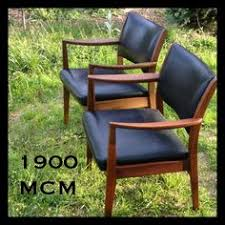 Lenoir Chair Company History by Midcentury Modern Broyhill Emphasis Dining Chairs 1900mcm