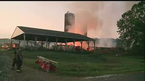 Over 100 Cows Lost In Mercer County Barn Fire - YouTube 111 Best Watchtower Farms Fire Dept Images On Pinterest Clay Township Dairy Barn Fire Causes 350k Damage Local News Hay Burns At Butler County Dairy Crime And Courts Roger Johnson Farm Comes Tough Time For North Bay Milk Industry Cow Destroyed By Massive In Beekmantown Probe Of That Destroyed Historic Barn At Uconn Underway Multiple Crews Battle Hillside Fox17 Updated In Tecumseh Windsoritedotca Loader Commodity Huaxia Farm Youtube Korona The Daily Gazette Destroys Milking Parlor Of Benton