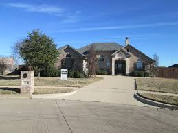 Foreclosure Home For Sale 110 Monarch Ct Waxahachie Texas