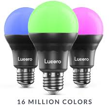 High Ceiling Light Bulb Changer Amazon by Lucero Smart Bulb Color Changing Rgb Led Light Bluetooth App