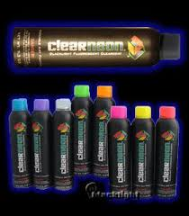 cnaerind clearneon invisible blacklight reactive spray paint