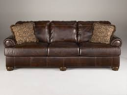 Broyhill Laramie Sofa Fabric by Broyhill Leather Sofa Reviews Centerfieldbar Com