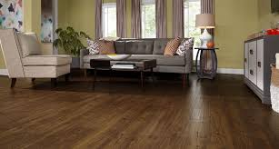 Kensington Manor Handscraped Laminate Flooring by Mohawk Pergo Auburn Scraped Oak 6