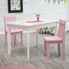 100 Playskool Plastic Table And Chairs White Pink Folding Chair Set For Kids On The Grey