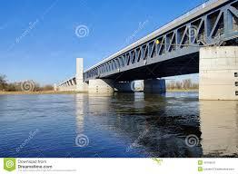 100 Magdeburg Water Bridge Stock Image Image Of Modern Saxony 49795637