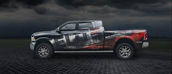 Custom Truck Wraps - The Stick Co