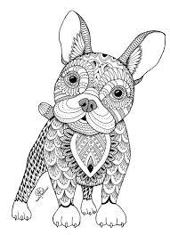 Smartness Design Animal Mandala Coloring Pages