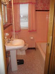 Regrouting Tile Floor Bathroom by Vintage Pink Bathroom Tile Ideas And Pictures