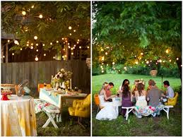 Backyard Lighting For A Party Outdoor Fairy Lighting. Image Of ... Domestic Fashionista Backyard Anniversary Dinner Party Backyards Cozy Haing Lights For Outside Decorations 17 String Lighting Ideas Easy And Creative Diy Outdoor I Best 25 Evening Garden Parties Ideas On Pinterest Garden The Art Of Decorating With All Occasions Old Fashioned Bulb 20 Led Hollow Bamboo Weaving Love Back Yard Images Reverse Search Emerson Design Market Globe Patio Trends Triyaecom Vintage Various Design Inspiration