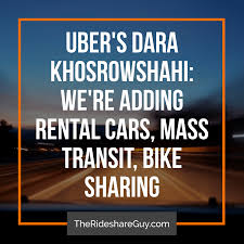 Uber Continues To Move Into More Shared Mobility Spaces
