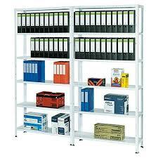 regalux aktenregal office 100 30 x 100 x 209 cm traglast