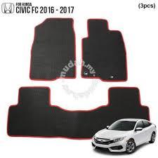 Honda Carpet by Custom Made Car Carpet Honda Civic Fc 2016 2017 Car