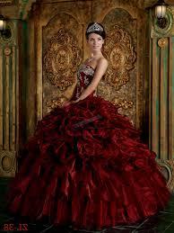 quinceanera dresses red naf dresses