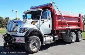 2015 International WorkStar 7500 Dump Truck | Item DE4902 | ...