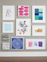 Art Wall Craft Ideas
