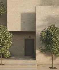 100 Travertine Facade CGarchitect Professional 3D Architectural Visualization