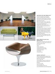 100 Interior Design Mag Human Space Is Featured In The Commercial Magazine