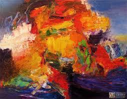 Abstract Art By Artist Gerard Stricher