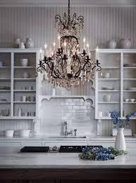 best 25 chandelier island ideas on kitchen