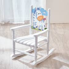 furniture hinkle chair company kids zebra rocking chair