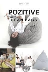 Fatboy Bean Bag Chair Canada by Best 25 Modern Bean Bag Chairs Ideas On Pinterest Modern Bean