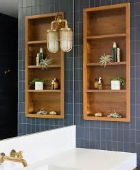 50 Modern Bathroom Ideas Renoguide Australian Renovation Brown Bathroom Wall Cabinet Paulbabbitt