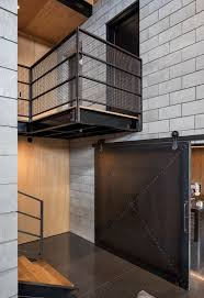100 Industrial Style House Double Height Living Spaces Add Drama To This