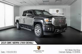 2015 GMC Sierra 1500 Denali Stock # EP2936 For Sale Near Colorado ...