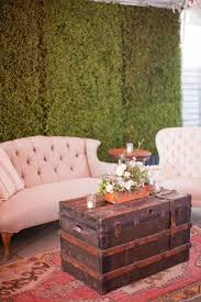 Love The Neutral Tones In This Vintage Wedding Lounge Grouping With Pieces From Found Rentals