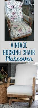 Vintage Rocking Chair Makeover | Noting Grace Vintage Studio Made Rocking Chair For Sale At 1stdibs Wooden Upholstered Platform Rockers Antique Chairs 1900s All Modern Or Spring Rocking Chair Collectors Weekly Antiques Restoration 1878 Glider 10 Steps With Bentleys Fniture Of Closed Attic Midcentury Rattan For Sale Pamono Teetertot Wooden Toy Vintage Nursery Rocker Etsy Childs Spring Rocker Red Find Fniture From All Eras Arriving Daily At New Uses Rare The Oldest Ive Ever Seen Parker Knoll 1960s Design Market