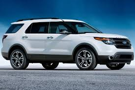 100 Ford Truck Models List 81000 20142015 Explorer Recalled For Suspension Issue
