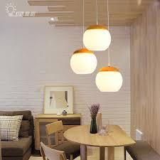 moderne holz esszimmer pendelleuchte wohnzimmer glossen led