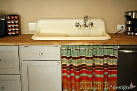 French Country Kitchen Curtains by Vintage French Country Kitchen Decor My Farmhouse Style