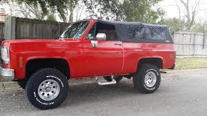 1974 Chevy Blazer - Tim K. - LMC Truck Life
