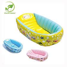 u box 50 gallon foldable durable adult spa inflatable bath tub