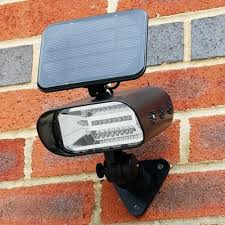 solar lights wall mount powered mounted friendly ways to light