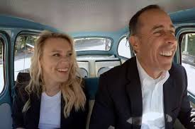 Kate McKinnon And Jerry Seinfeld Comedians In Cars Getting Coffee Netflix