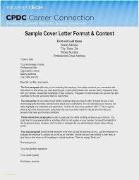 30 Professional Job Cover Letter Sample For Resume Photo Popular