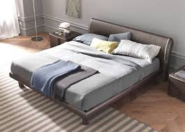 Trendy Super King Size Bed in Wood Super King Size Beds