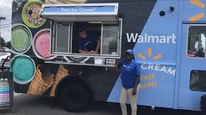 Walmart Sends Free Food Trucks To Houston To Feed And Comfort ...