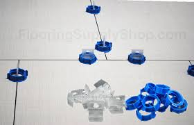 Floor Tile Leveling Spacers by Tile Leveling Systems Flooring Supply Shop