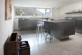 Large Size Of Kitchensuperb Industrial Kitchen Decor Cabinets Stainless Steel Design Rustic