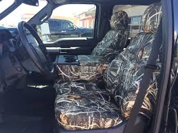 100 Camouflage Seat Covers For Trucks 2014 D F250 Realtree Max4 CamoDuck Camo Front Row