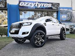 Buy Ford Ranger Wheels Online | Rims & Tyres For Ford Rangers Australia