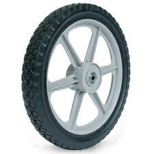 100 14 Inch Truck Tires Martin Wheel X175 Plastic Spoke SemiPneumatic Wheel 12 In Ball